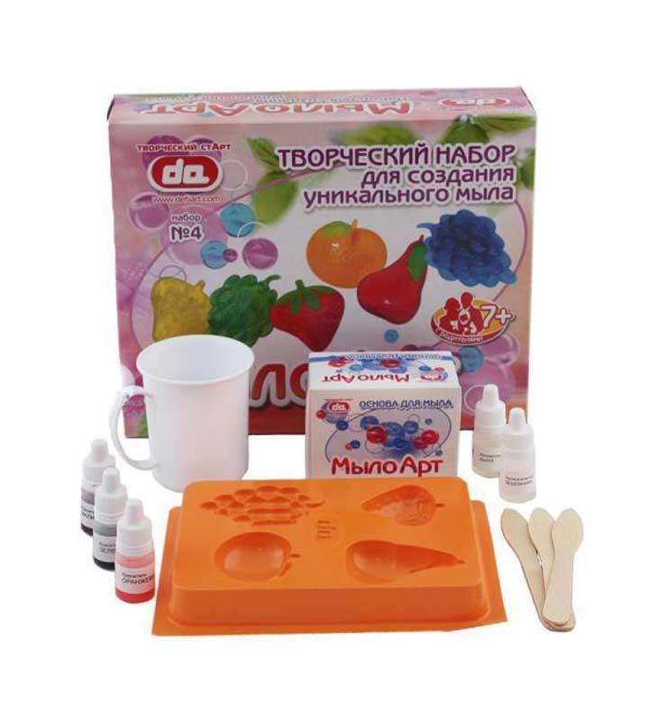 Набор для мыловарения детский в детском мире